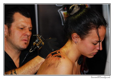 Salon International de Tatouage - Toulouse 2007
